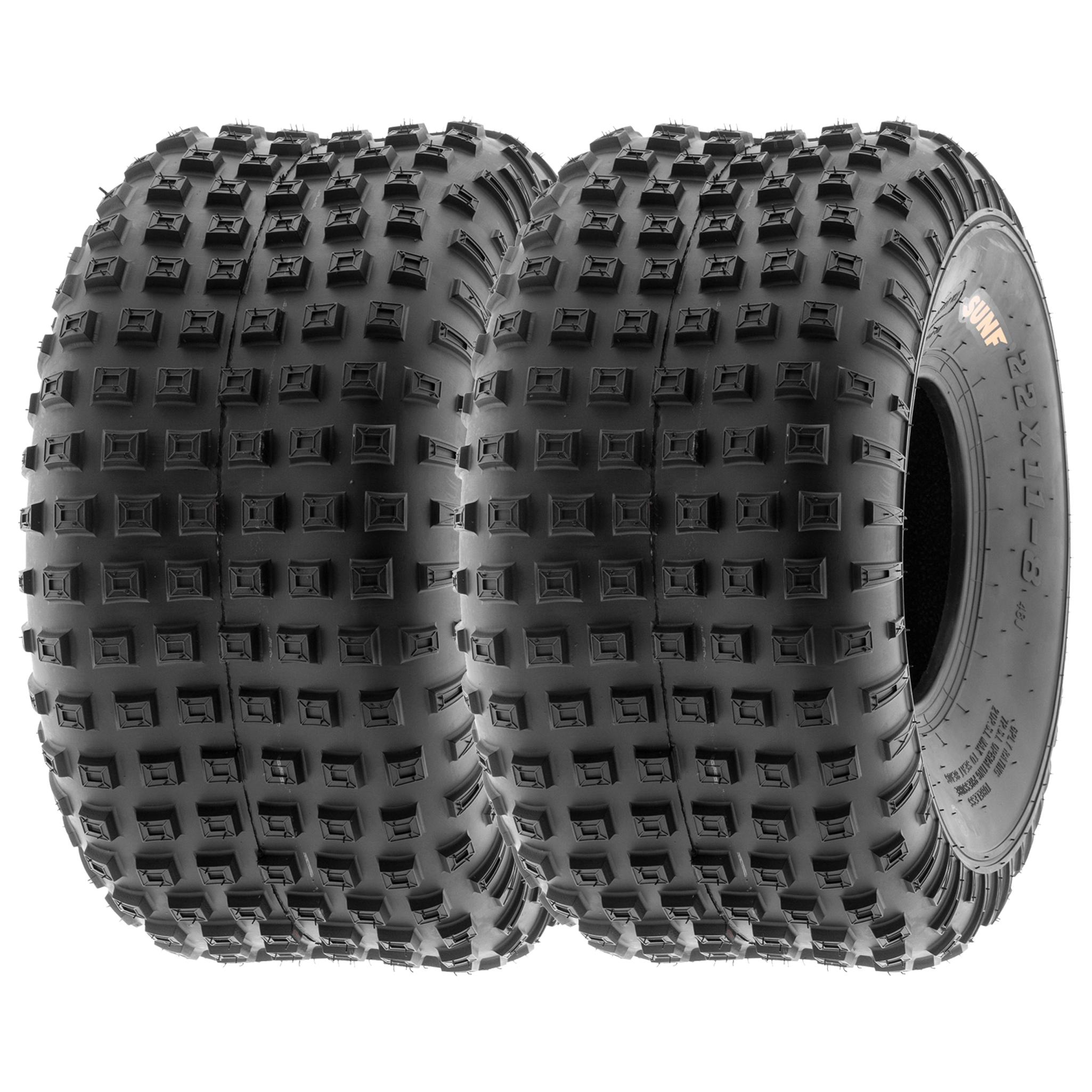 ITP Mud Lite AT ATV Front 1 Tire Rear Tire 22x11x8 22-11-8 UTV 4x4